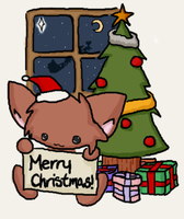 Merry Christmas by Katheh