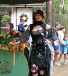 Pirate Wench Stock by WKJ-Stock