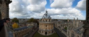 Oxford panorama by byraul