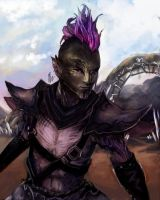 Guild Wars 2: Sylvari 1 by The-Keyblade-Pony