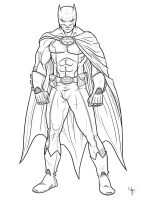 Batman by Kaufee