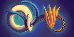 Shiny Milotic by Gpotious