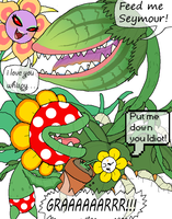 Killer Plants - Mean and Green! by Rotommowtom