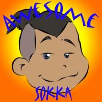 Awesom Sokka icon by zeldalilly