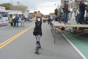 2015 Monster Mash, Kitty and the Dancing Lights by Miss-Tbones