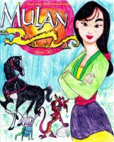 Mulan by Sweet-Amy-Leah