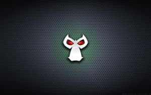 Wallpaper - Bane Comix Logo by Kalangozilla