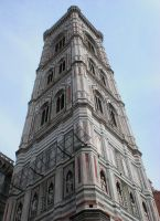 The Duomo's Bell Tower by ErinM2000