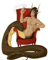 Snakes and stuff by Boburto