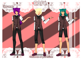 Cafe-KCC - Uniforms by Ristey