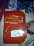 Fantastic Beasts and Where to Find Them Book by trachie171