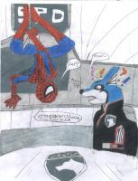Spidey and Doggie Kruger by Foowd