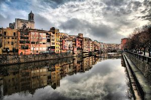Girona by cahilus
