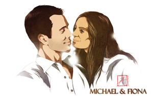 Michael and Fiona - Vid included by InvisibleRainArt