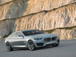 BMW CS Concept by TheCarloos