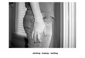 wishing.hoping.waiting by what-not