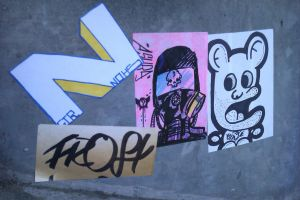 Sticker combo 17.4.11 I by kiwi-pdd