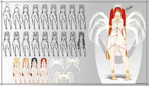Character Sheet: Amber by Rush--it
