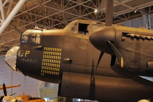 Canadian Lancaster - Ottawa by PhilsPictures