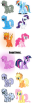 Pony Elementals - Read the description plz. by BananimationOfficial