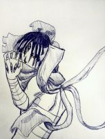 Asura fan art (Soul Eater) by ShadowSakura25