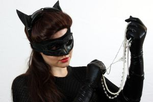 Catwoman #3 by AngelValiant