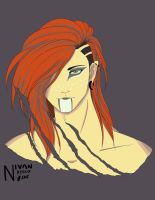 Contest: Nivan by THE-REAL-PIKAJEW