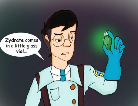 BLU Medic with Zydrate by the-soup
