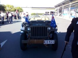 Willys MB 1942 to 1945  Truck 1/4 ton 4x4 (Jeep) by daro-1