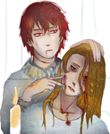 SasoDei: Humanity (almost finished) by Hannami94