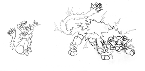 Who's that Fakemon? It's Catic and Cattitude! by Trueform