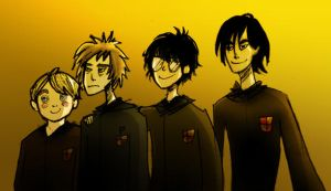 Marauders by ConfusionMuffin