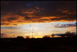 An Ending to a Wonderful Day by PinEyedGirl