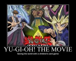 yugioh the movie demotivation by cybeastwarrior