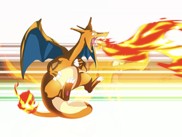 Tail Bounce Flamethrower by super-tuler