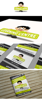 The Learning Centre Branding by An1ken