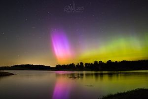 10: Borealis Begins by FramedByNature
