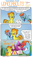 Where the Wonderbolts Hang by RedApropos