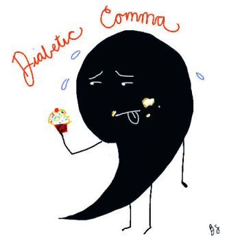 Diabetic Comma by Corvus-Rose