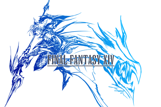 Final Fantasy XIV: Heavensward - Dragoon by Platinum-Disco