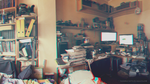 A lot of work to do (3D Anaglyph red/cyan) by nadamas