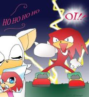 Knuckles Is My Baby by Emmer