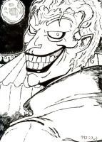Joker's Smile by ccs1989