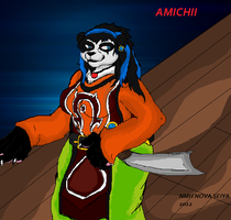 Amichiipanderan by SpaceRanger108