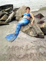 Harlem Mermaid by cookiebaby722