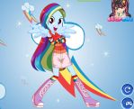 Rainbow Dash New Style by Sacora1020