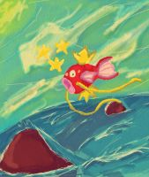 Magikarp Use Swift by jumpit13