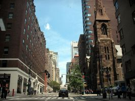 Upper East Side by oddities707