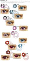Lenses for cosplay 10 by coslenses