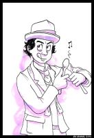 Doctor Who - Sylvester McCoy by adamis